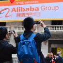 Alibaba is continuing its international push after hiring a Goldman Sachs veteran to lead its international business