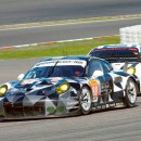 Spin caused by LMP1 car settles team back to sixth position