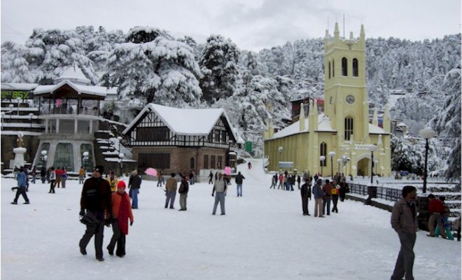 Shimla Leisure Destinations in India