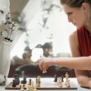 AI Learns To Play Chess