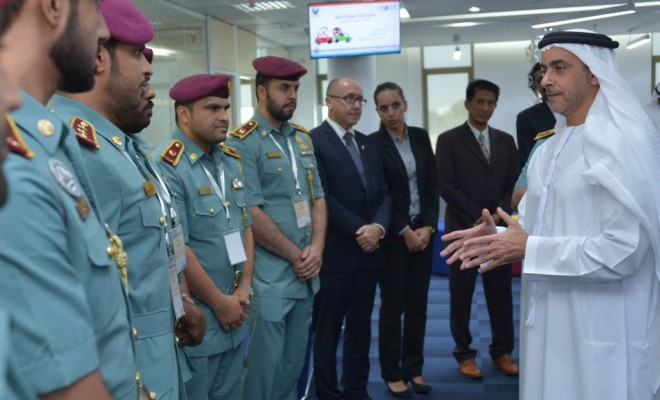 Abu Dhabi Police Security Support Lauded by Metropolitan Police for Their Distinguished Abilities