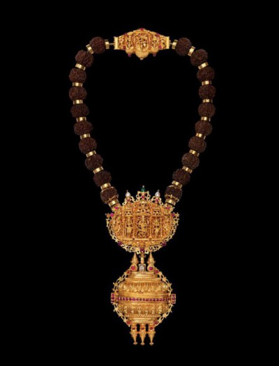 Traditional Indian Jewellery - Muthu Malai