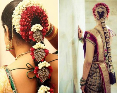 Traditional Indian Jewellery- jadagam