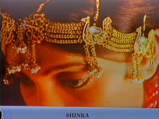 Traditional Indian Jwellery- Shinka