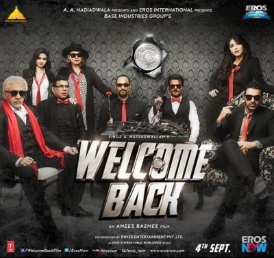 Welcome Back (2015)