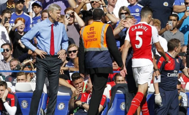 Gabriel Red Card Overturned after Arsenal Win Appeal