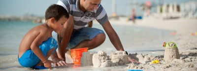 RISE your kids at Yas Beach
