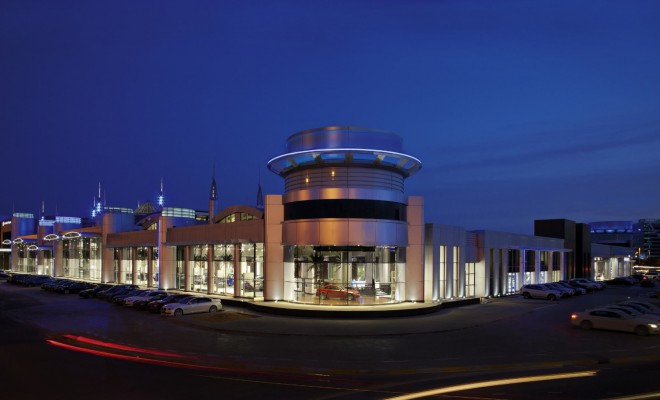BMW Car Showroom Timing and Location in Abu Dhabi