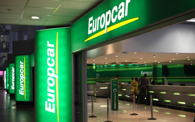 Europcar Car Rental  in Abu Dhabi