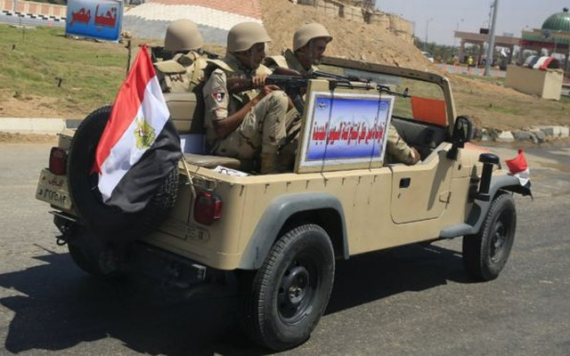 egypt-security-force