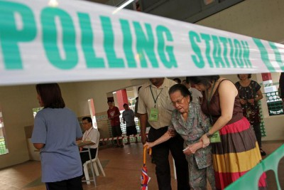 Dubai first overseas polling station in Middle East for Singapore polls