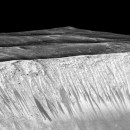 Strong evidence Mars has streams of salt water in summertime