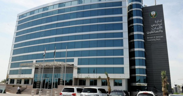 Driving license issuance and examining drivers in Abu Dhabi