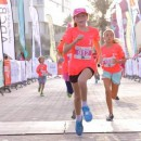 Abu Dhabi turns pink as runners unite for charity