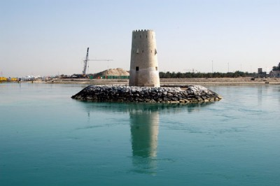 Al Maqtaa Fort is one of the most enigmatic old sights in Abu Dhabi