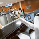 Dubai Airport Without Immigration Counters