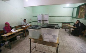 Egypt in Second Day of 'Election Without Voters'