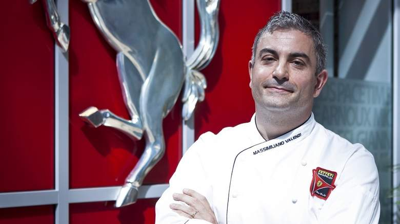 Ferrari World Brings Italian Flavours to Taste of Abu Dhabi