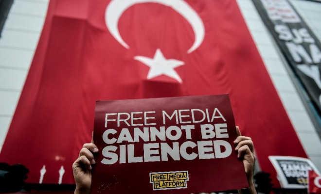 International Media Call on Turkish President to Protect Journalists