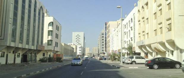 Musaffah is an industrial town to the southwest of Abu Dhabi