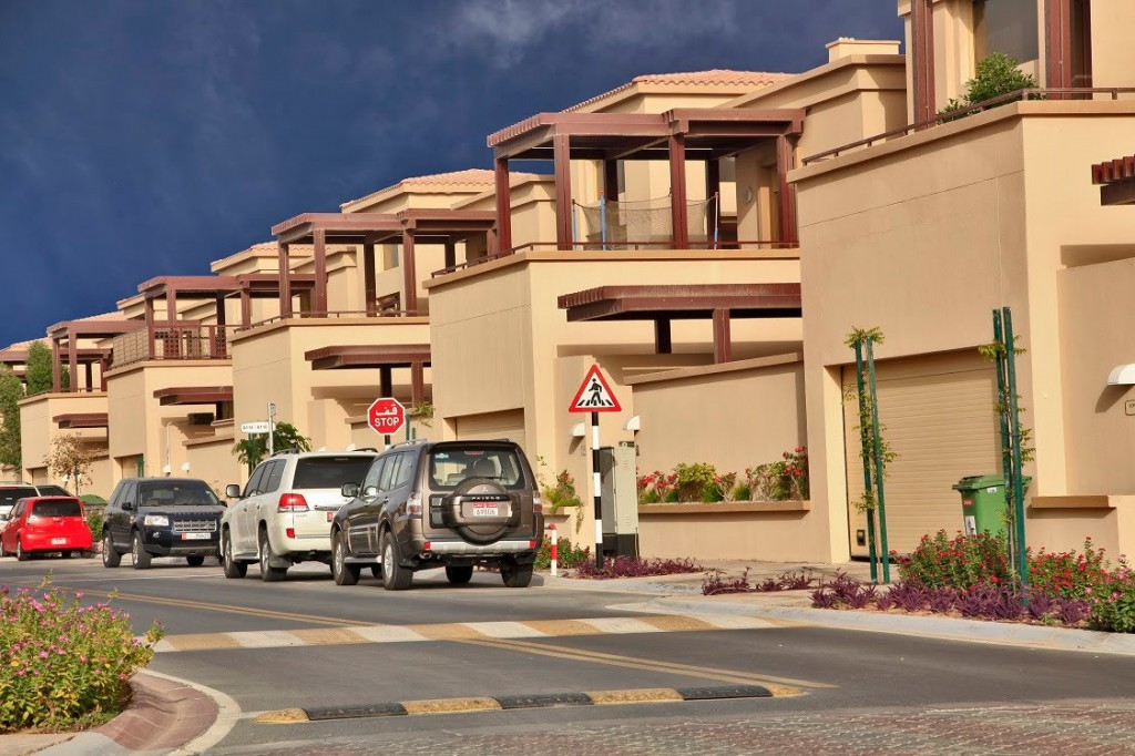 Residential Areas in Abu Dhabi
