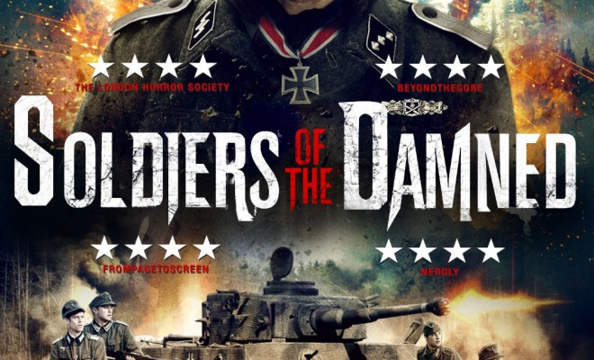 Soldiers of the Damned - English Movie - in Abu Dhabi