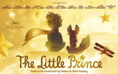 The Little Prince - English Movie - in Abu Dhabi