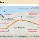 Where Does The New Abu Dhabi-Dubai Highway Go
