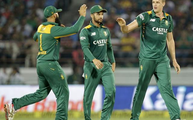 3rd ODI: South Africa beat India by 18 runs to take 2-1 lead