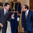 Egypt, France sign warships deal as PM starts Arab tour