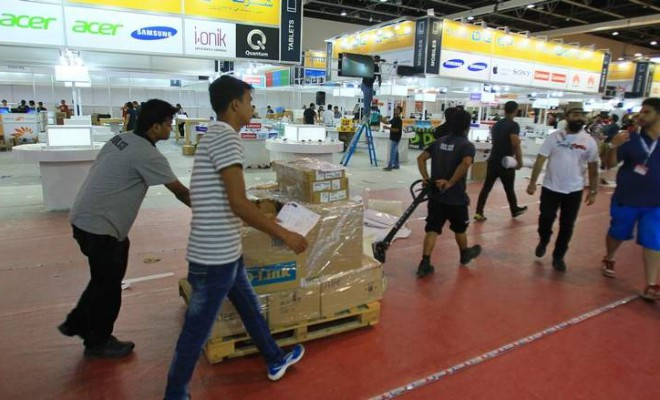 Higher Gitex sales? Make sure that you are reliable