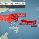 Tropical Storm Koppu Targets Philippines; Taiwan and Japan on Alert
