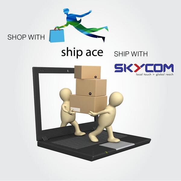 Skycom Courier Service In Abu Dhabi