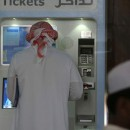 Tap and go card makes bus journey easy in Abu Dhabi