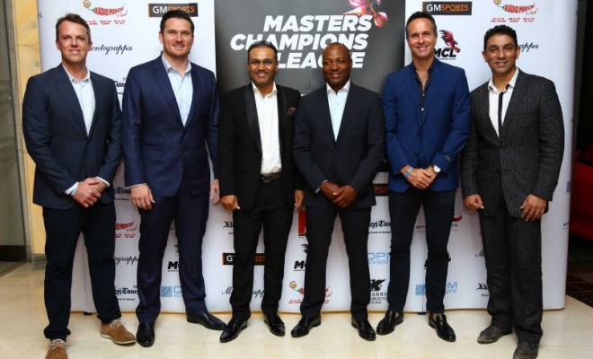 Sehwag backs Masters Champions League