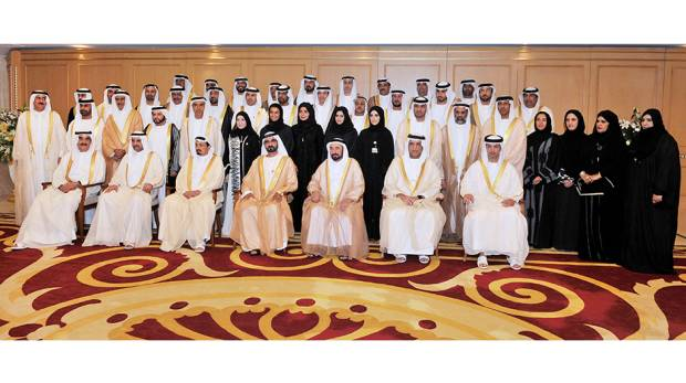 UAE makes history with woman Speaker