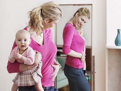 8 Tips for Losing Weight Post Pregnancy