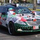 Abide by Laws When Decorating Cars for UAE National Day