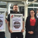 Delays Expected as Staff Strike