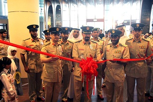 Dubai Police Innovations on Display at Dubai Mall