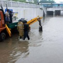 Highest Rainfall in 10 years Washes Away Chennai - India