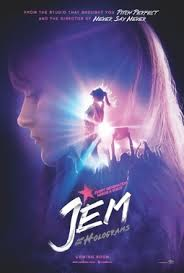 Jem And Holograms - English Movie - in Abu Dhabi