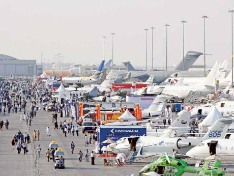 Jets to Roar Over Dubai This Week
