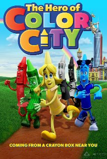The Hero of Color City - English Movie - in Abu Dhabi