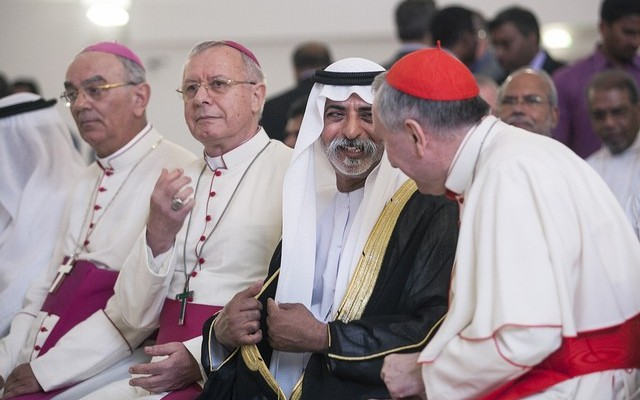 UAE an Exemplary Model of Multi-Faith Cooperation