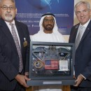 US gifts 'Moonwalk Flag' to UAE
