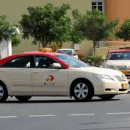 400 Cabs Join Dubai Taxi Fleet