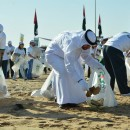 Clean Up UAE has Hundreds Out to Help in RAK