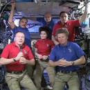 International Space Station Trio Return to Earth