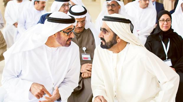UAE Ministerial Retreat: Four teams to propose ideas for post-oil economy